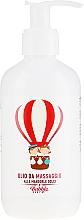 Profumi e cosmetici Olio biologico da massaggio per bambini - Bubble&CO