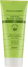 "Profumi e cosmetici Gel corpo ""Aloe Vera"" - Holland & Barrett Certified Aloe Vera Gel"