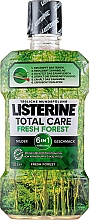 Profumi e cosmetici Collutorio - Listerine Total Care Fresh Forest Elixir Bocal
