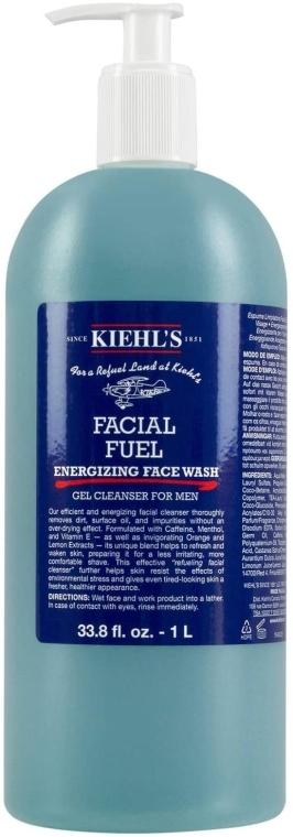 Gel detergente per uomo - Kiehl's Facial Fuel Energizing Face Wash — foto N3