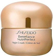 Profumi e cosmetici Crema notte viso - Shiseido Benefiance NutriPerfect Night Cream