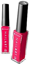 Profumi e cosmetici Smalto per unghie - Silcare Nail Art