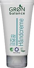 Profumi e cosmetici Crema mani - Gron Balance Hand Cream