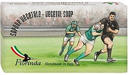 """Profumi e cosmetici Sapone naturale """"Rugby"""" - Florinda Sport & Spezie Natural Soap"""