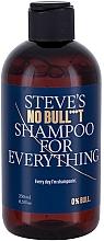 Profumi e cosmetici Shampoo per uomo - Steve?s No Bull***t Shampoo for Everything