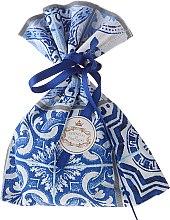 Profumi e cosmetici Sacchetto aromatico, bianco e blu - Essencias De Portugal Tradition Charm Air Freshener