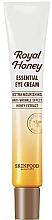 Profumi e cosmetici Crema contorno occhi - Skinfood Royal Honey Essential Eye Cream