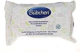 Profumi e cosmetici Salviettine umidificate - Bubchen Sensitive Care