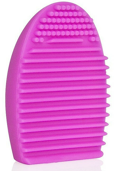 Accessorio in silicone per la pulizia di spazzole e pennelli 4499, rosa - Donegal Brush Cleaner — foto N1
