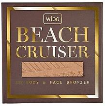 Profumi e cosmetici Bronzer viso e corpo - Wibo Beach Cruiser Body&Face Bronzer