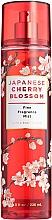 Profumi e cosmetici Spray corpo profumato - Bath and Body Works Japanese Cherry Blossom