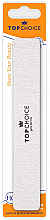 Profumi e cosmetici Lima unghie 80/100, 77845 - Top Choice