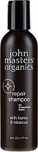 "Profumi e cosmetici Shampoo per capelli ""Miele e ibisco"" - John Masters Organics Honey & Hibiscus Shampoo"