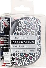Profumi e cosmetici Spazzola per capelli - Tangle Teezer Compact Styler Punk Leopard