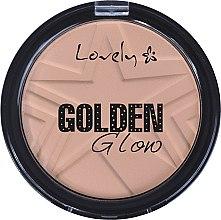 Profumi e cosmetici Cipria compatta - Lovely Golden Glow Powder
