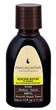 Profumi e cosmetici Olio idratante - Macadamia Natural Oil Nourishing Moisture Treatment
