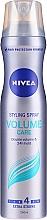 Profumi e cosmetici Lacca per capelli con cheratina - Nivea Hair Care Volume Sensation Styling Spray