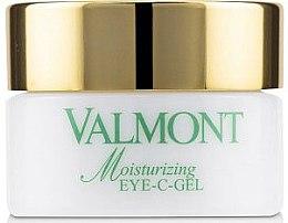 Profumi e cosmetici Gel contorno occhi idratante - Valmont Moisturizing Eye-C Gel