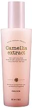 Profumi e cosmetici Emulsione antirughe nutriente e idratante - Dewytree Phyto Therapy Camellia Emulsion