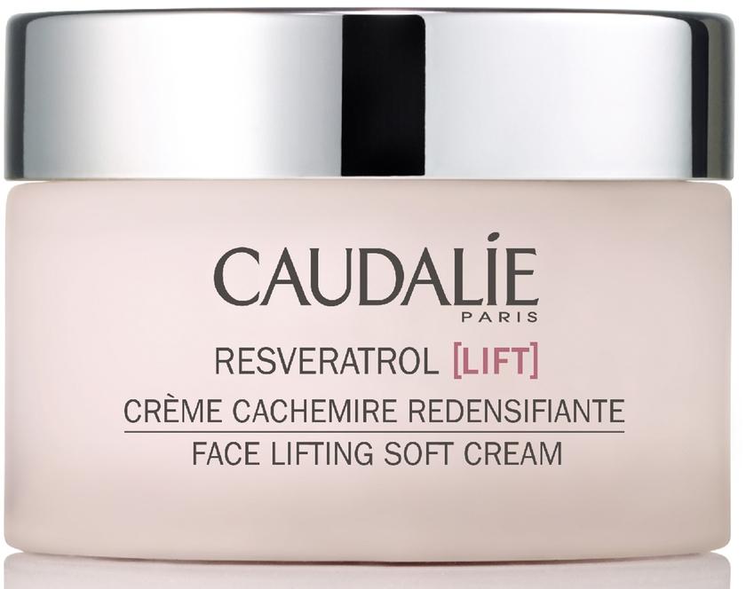 Crema lifting - Caudalie Resveratrol Lift Face Lifting Soft Cream