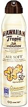 Profumi e cosmetici Spray solare per il corpo - Hawaiian Tropic Silk Hydration Air Soft Protective Mist SPF 50