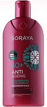 Profumi e cosmetici Latte rigenerante corpo ultra-idratante 40+ - Soraya Anti-aging Body lotion 40+