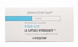Profumi e cosmetici Capsule idratanti viso - La Biosthetique Dermosthetique Hydro-Actif La Capsule Hydratante