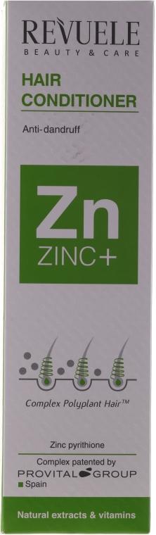 Condizionante antiforfora per tutti i tipi di capelli - Revuele Zinc+ Hair Conditioner