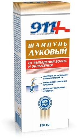 Shampoo alla cipolla anticaduta - 911