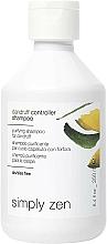Profumi e cosmetici Shampoo anti forfora - Z. One Concept Simply Zen Dandruff Controller Shampoo