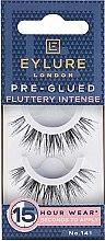 Profumi e cosmetici Ciglia finte №141 - Eylure Pre-Glued Fluttery Light