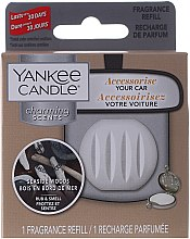 Profumi e cosmetici Aromatizzatore auto (ricarica) - Yankee Candle Charming Scents Seaside Woods