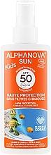Profumi e cosmetici Spray solare per bambini - Alphanova Sun Kids SPF 50+
