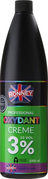 Crema ossidante - Ronney Professional Oxidant Creme 3% — foto N1