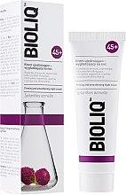 Profumi e cosmetici Crema rassodante e levigante da notte - Bioliq 45+ Firming And Smoothing Night Cream