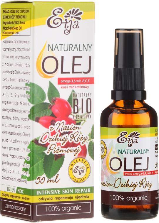 Olio di semi di rosa canina naturale - Etja Natural Oil