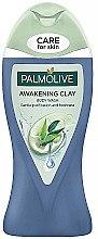 Profumi e cosmetici Gel doccia - Palmolive Eucalyptus Awakening Clay Body Wash