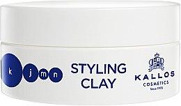 Profumi e cosmetici Argilla per lo styling dei capelli - Kallos Cosmetics KJMN Styling Clay