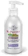 """Profumi e cosmetici Sapone liquido di Marsiglia """"Lavanda"""" - Ma Provence Liquid Marseille Soap lavender"""