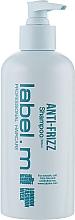 Profumi e cosmetici Shampoo capelli levigante - Label.m Anti-Frizz Shampoo