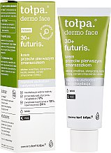 Profumi e cosmetici Crema viso anti-rughe, da notte - Tolpa Dermo Face Futuris 30+ Face Cream
