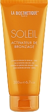 Profumi e cosmetici Attivatore abbronzante idratante - La Biosthetique Soleil Tan Activator