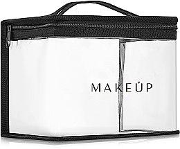 """Profumi e cosmetici Beauty case silicone """"Allvisible"""" 17x15x15cm - MakeUp"""