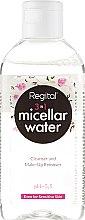 Profumi e cosmetici Acqua micellare struccante - Regital 3in1 Micellar Water Cleanser And Make-Up Remover