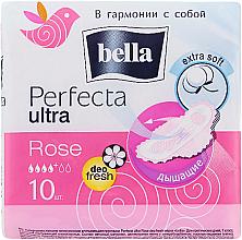 Profumi e cosmetici Assorbenti Perfecta Rose Deo Fresh Drai Ultra, 10pz - Bella
