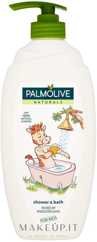 "Gel doccia ""Cow"" - Palmolive Naturals Kids — foto 750 ml"