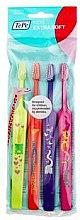 Profumi e cosmetici Set spazzolini da denti - TePe Kids X-Soft