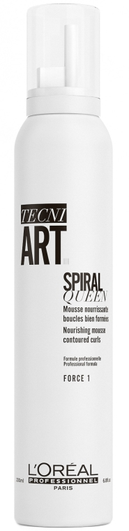 Mousse per modellare i capelli - L'Oreal Professionnel Tecni.Art Spiral Queen