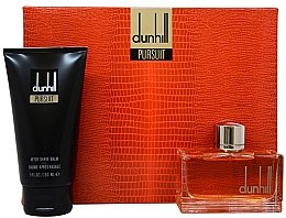 Profumi e cosmetici Alfred Dunhill Dunhill Pursuit - Set (edt 75ml + a/sh/bal 150ml)