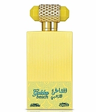 Profumi e cosmetici Nabeel Golden Beach - Eau de Parfum